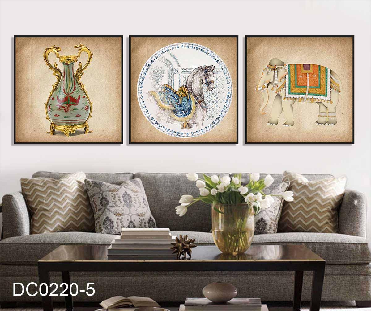 tranh treo tuong canvas trang tri decor 450