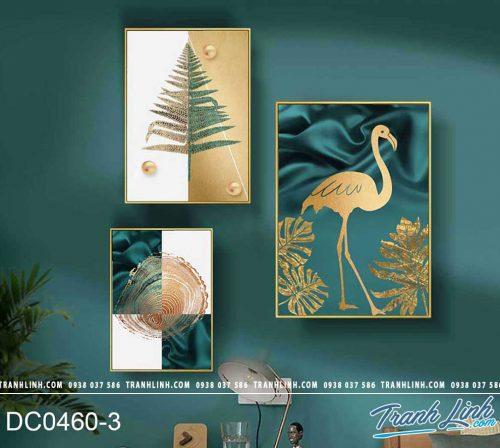Bo tranh canvas treo tuong trang tri phong ngu 156