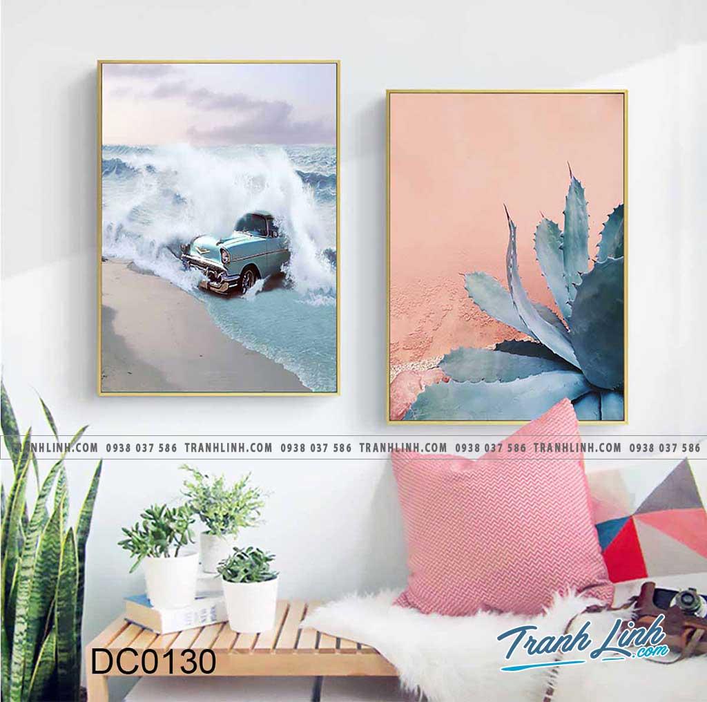 Bo tranh canvas treo tuong trang tri phong ngu 53