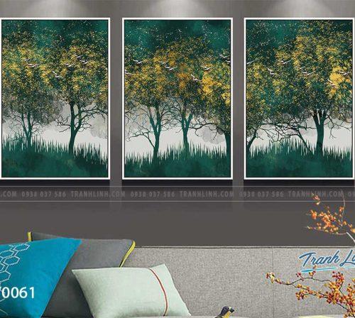 Tranh canvas treo tuong trang tri phong khach phong canh truu tuong 12