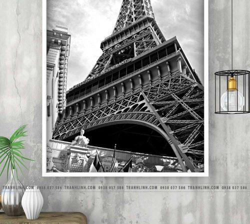 Bo tranh Canvas treo tuong trang tri phong khach phong canh PC0889