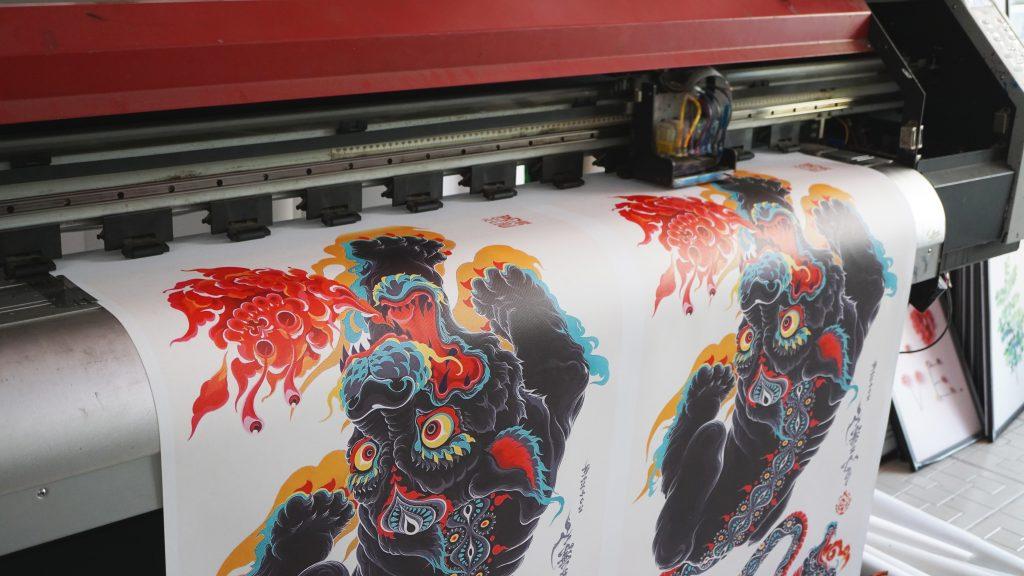 DSC03556 1024x576 - Kinh nghiệm mua tranh ở đâu ở Thành phố Hồ Chí Minh ( Sài Gòn )