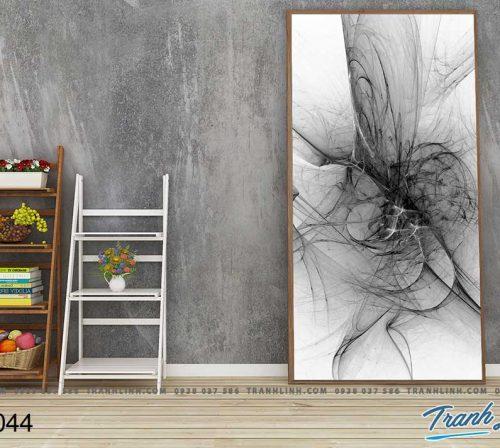 Bo tranh Canvas treo tuong trang tri phong khach truu tuong TT0044