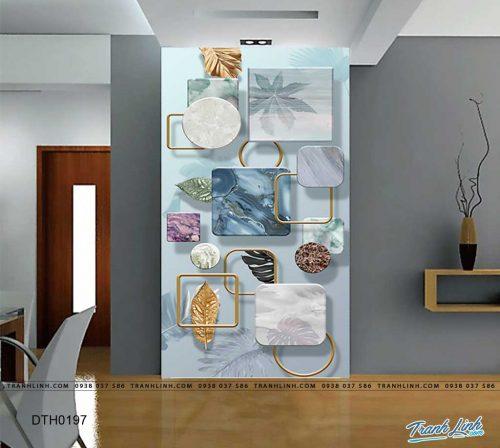 tranh dan tuong hoa dth0197