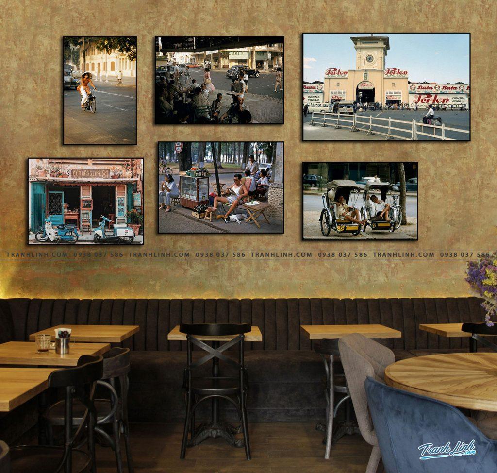 trang canvas treo tuong quan cafe 1 1024x974 - Một Vài Gợi Treo Tranh Canvas Cho Quán Café
