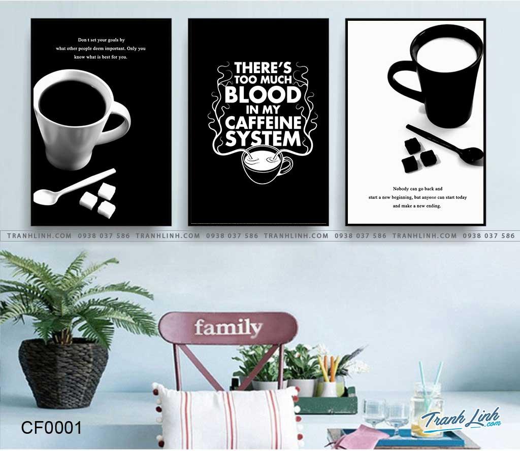 trang canvas treo tuong quan cafe 2 1024x887 - Một Vài Gợi Treo Tranh Canvas Cho Quán Café