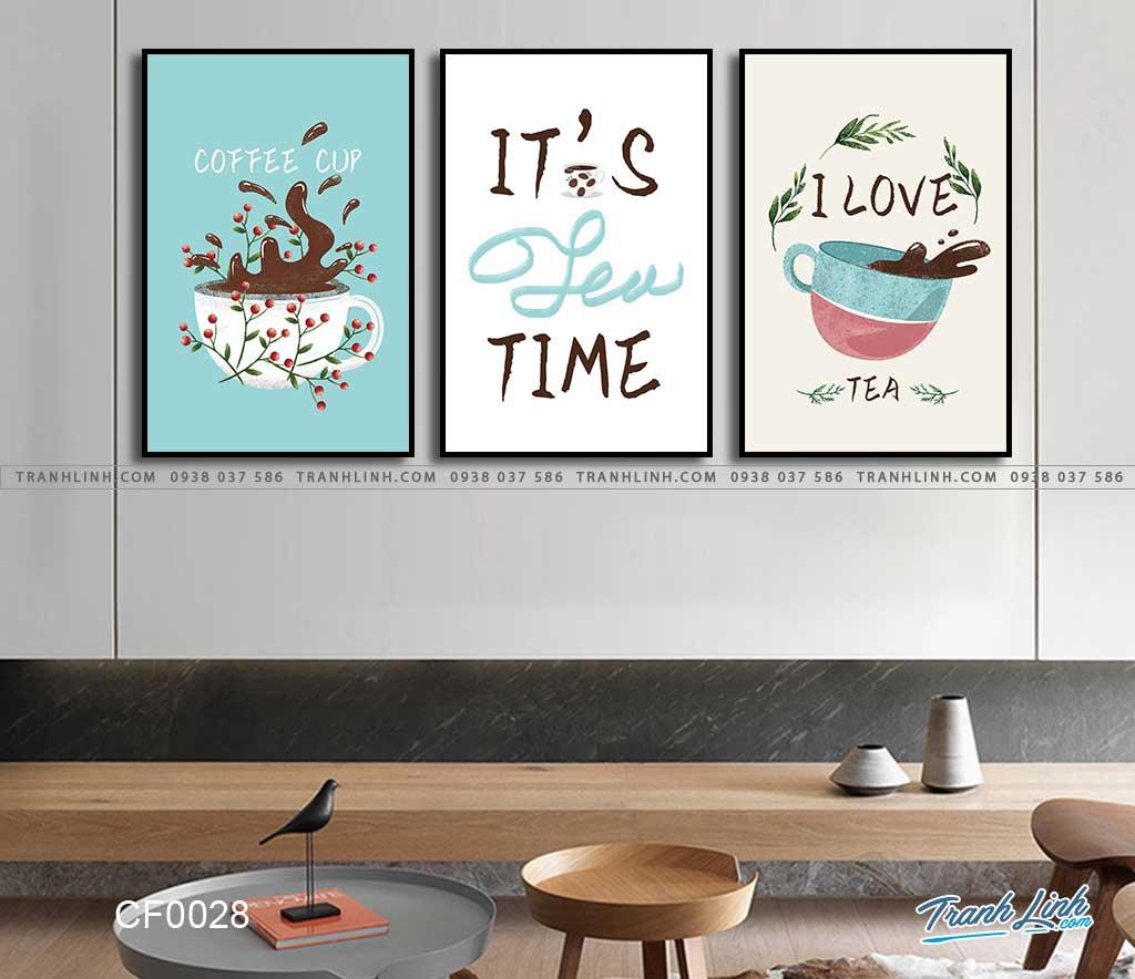 trang canvas treo tuong quan cafe 5 1024x774 - Một Vài Gợi Treo Tranh Canvas Cho Quán Café