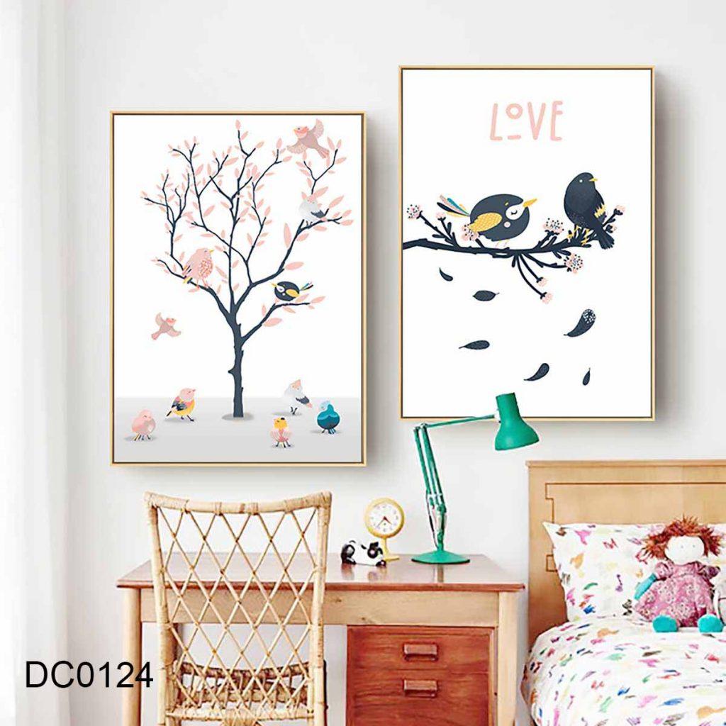 tranh treo tuong canvas trang tri decor 224