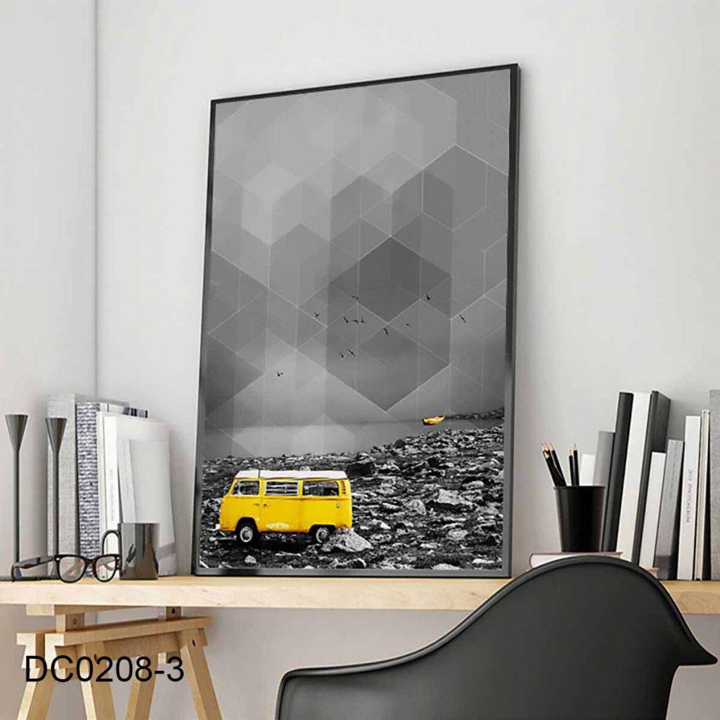 tranh treo tuong canvas trang tri decor 420