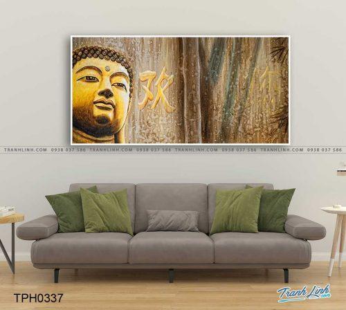 tranh canvas phat 103