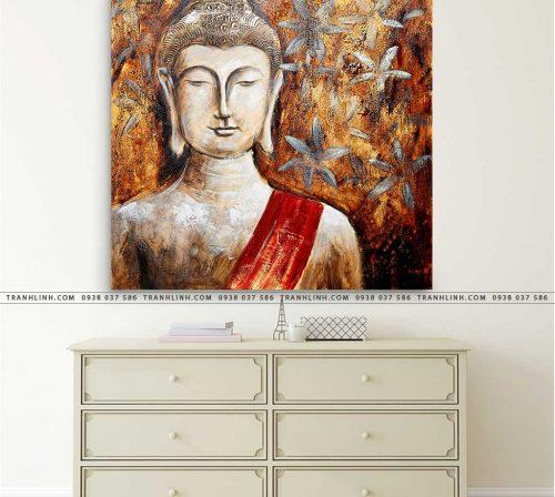 tranh canvas phat 105