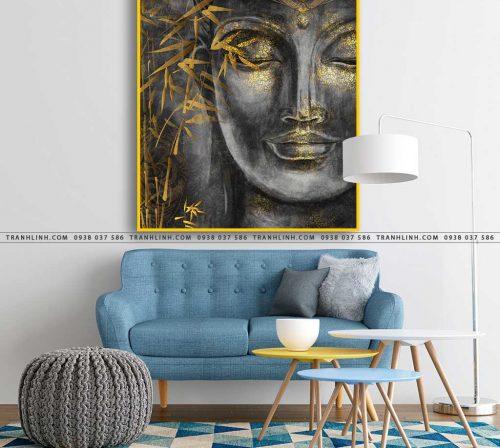tranh canvas phat 111