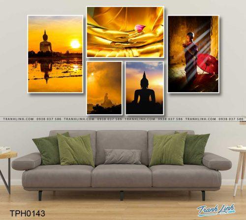 tranh canvas phat 12