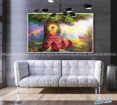 tranh canvas phat 17