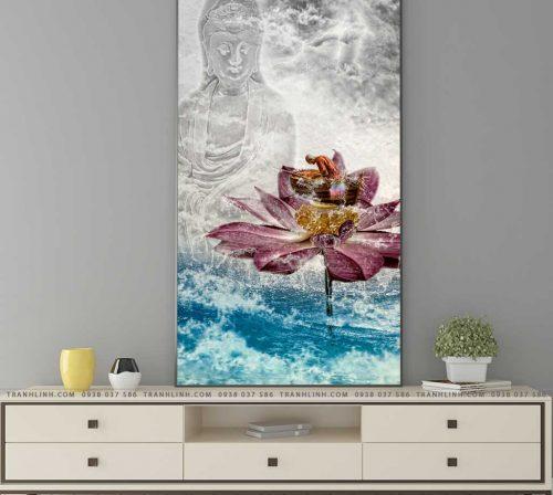 tranh canvas phat 27