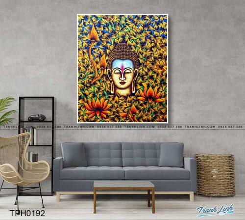 tranh canvas phat 56