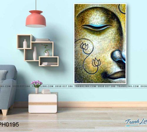 tranh canvas phat 59
