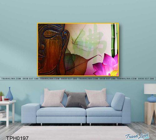 tranh canvas phat 61