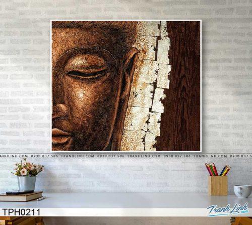 tranh canvas phat 75