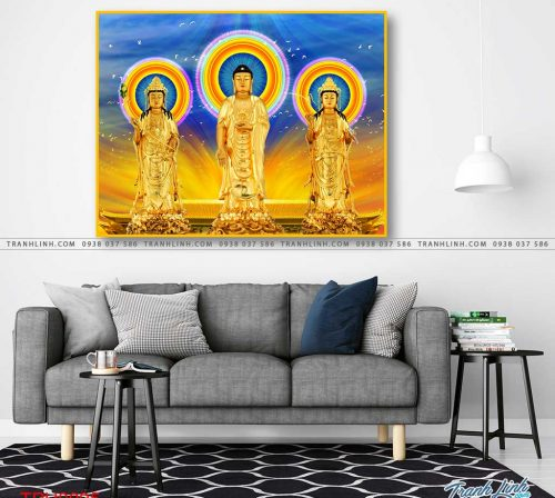 tranh canvas phat tay phuong tam thanh 27