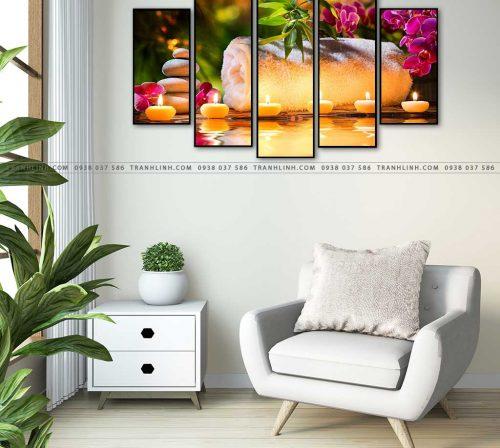 tranh canvas spa 23 1
