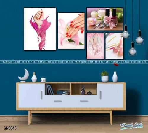 tranh canvas spa 45 1