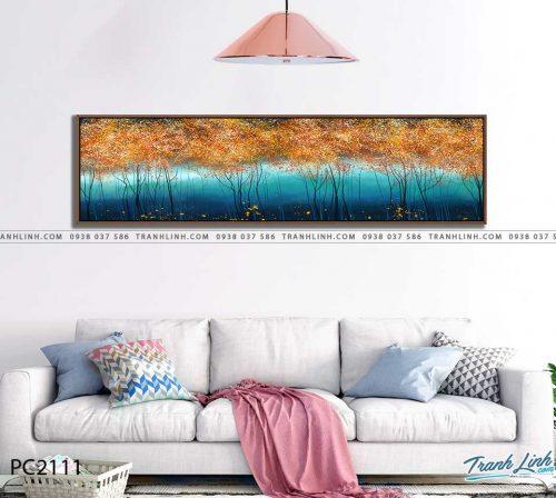 tranh canvas phong canh 2111