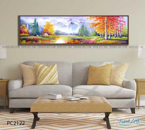 tranh canvas phong canh 2122