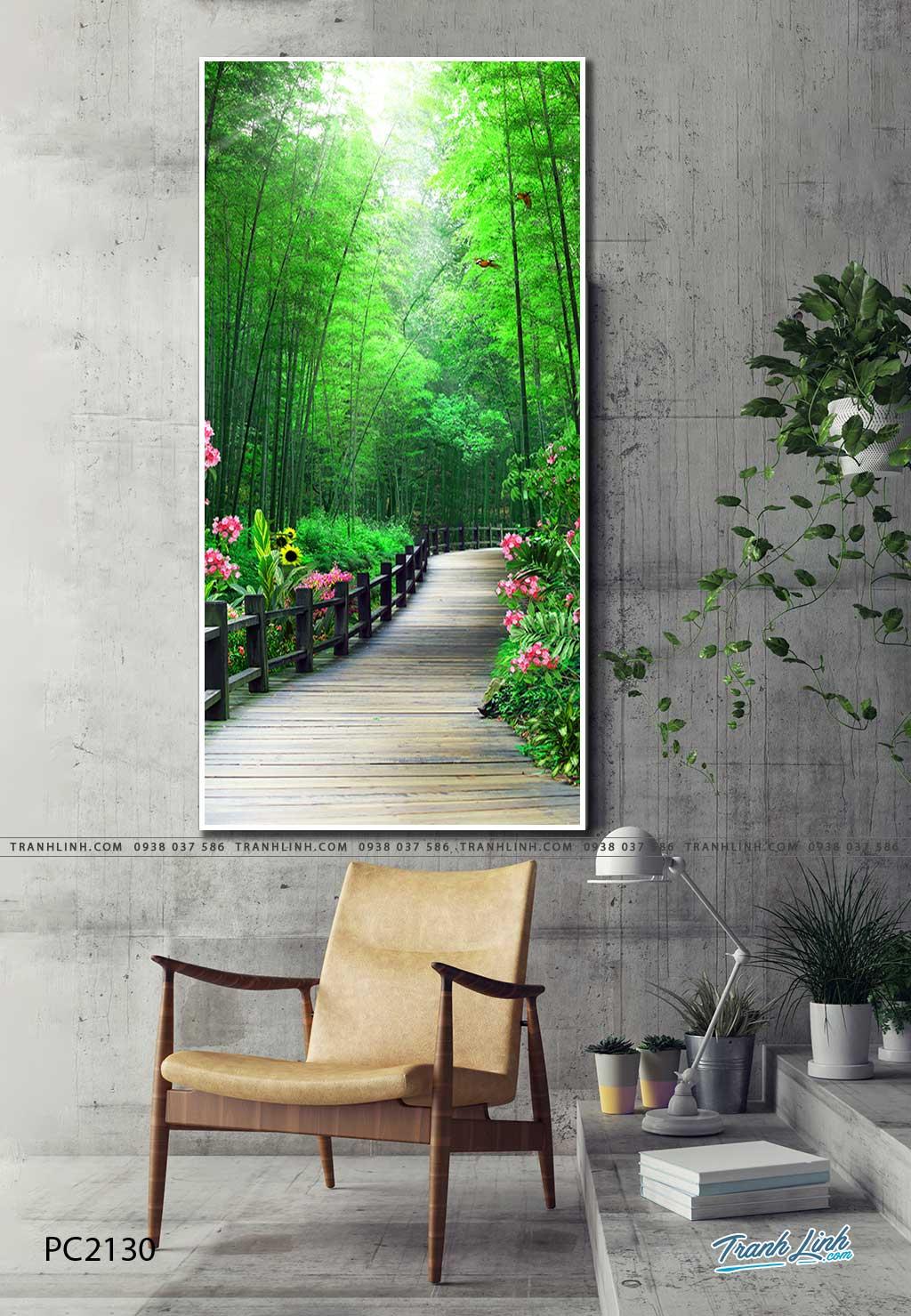 tranh canvas phong canh 2130