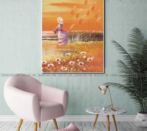tranh canvas phong canh 2159