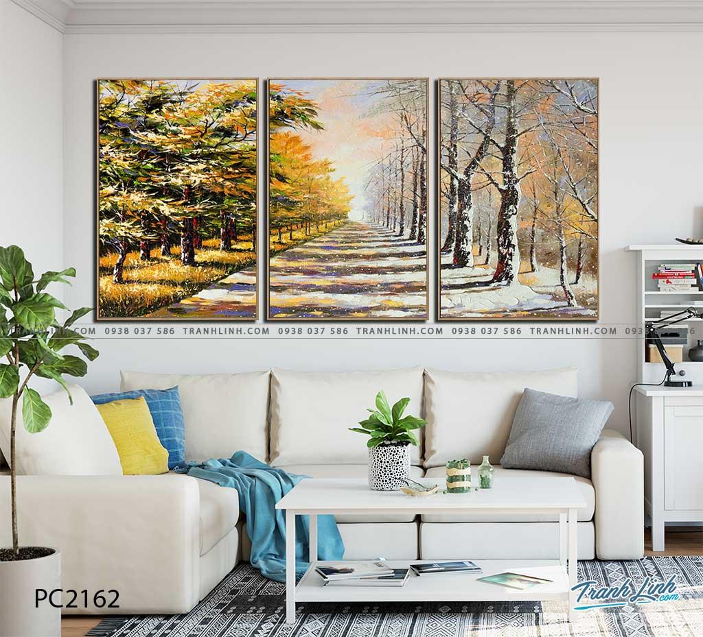 tranh canvas phong canh 2162