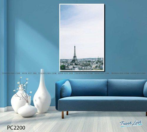 tranh canvas phong canh 2200