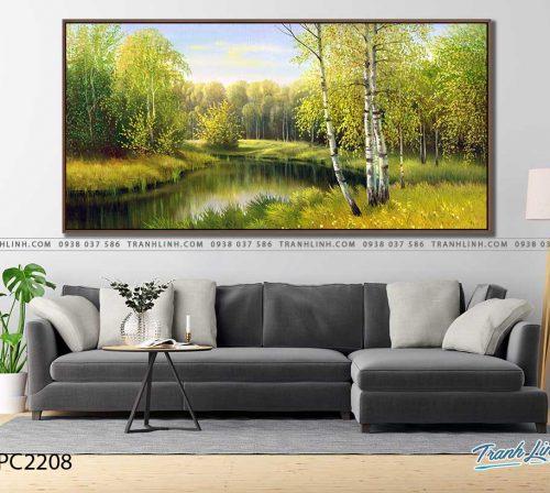 tranh canvas phong canh 2208