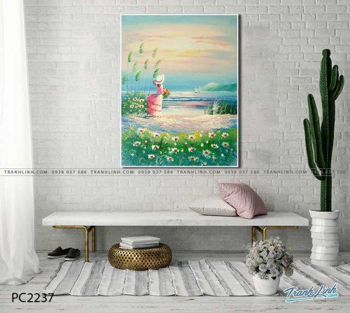 tranh canvas phong canh 2237