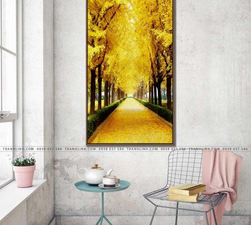 tranh canvas phong canh 2255