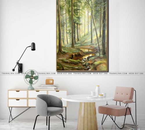 tranh canvas phong canh 2261