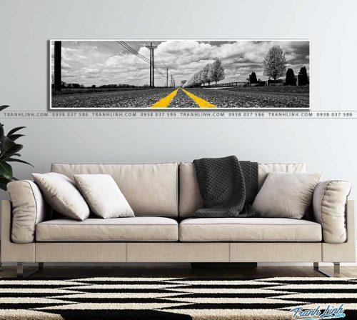 tranh canvas phong canh 2277