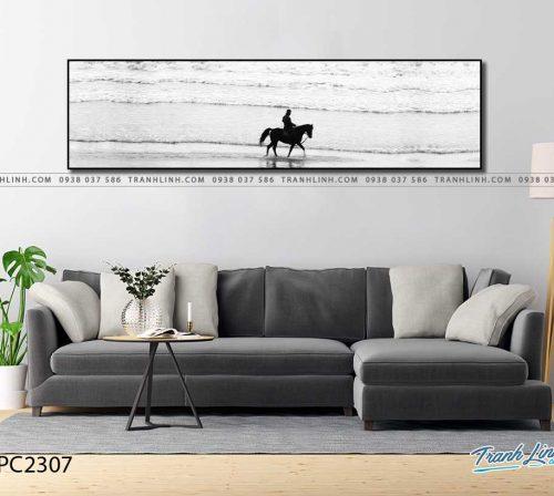 tranh canvas phong canh 2307