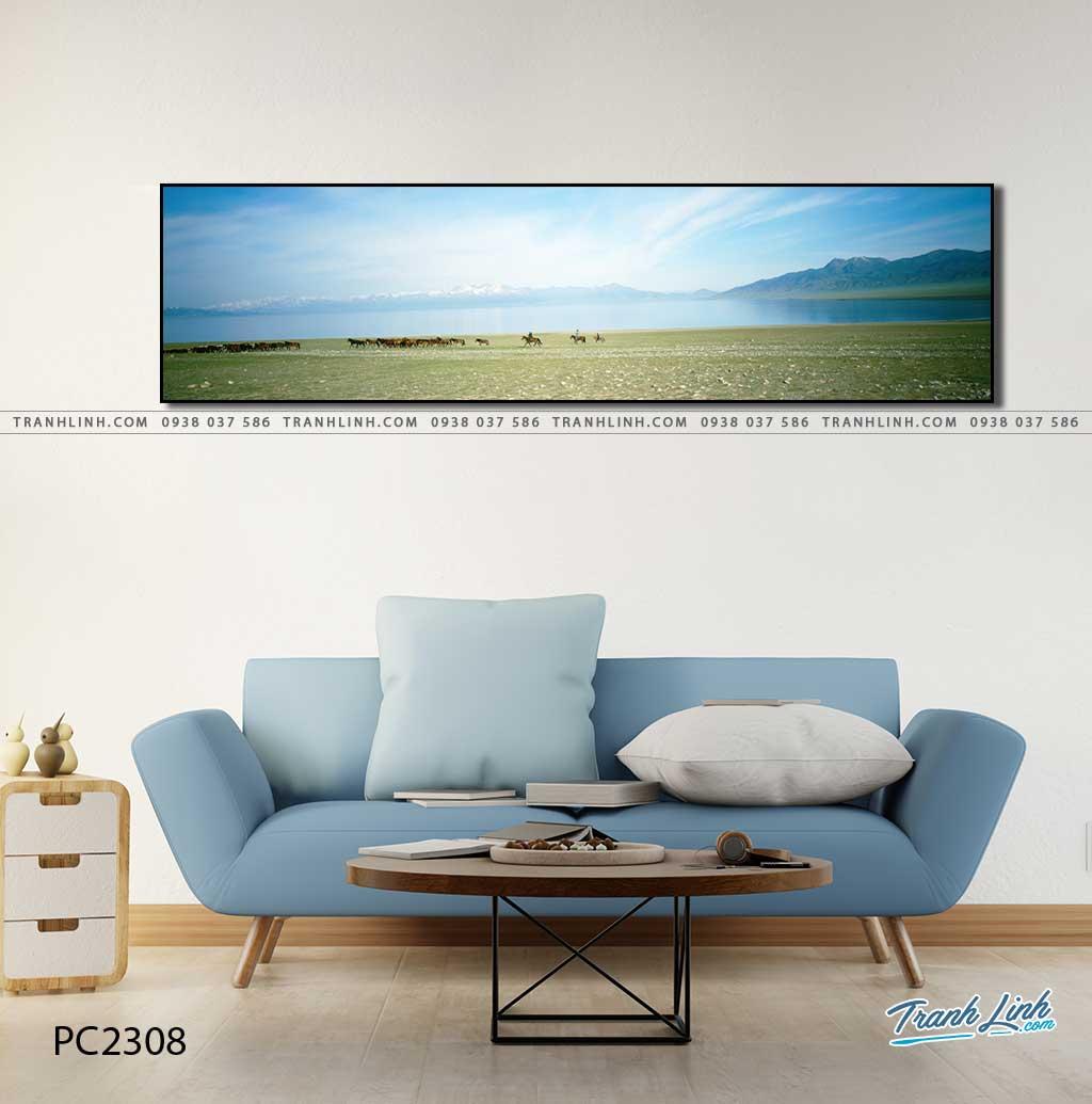 tranh canvas phong canh 2308