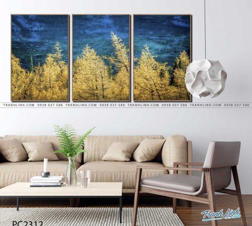 tranh canvas phong canh 2312