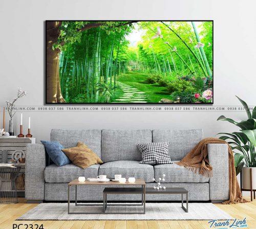 tranh canvas phong canh 2324