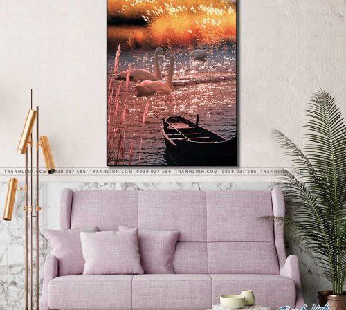 tranh canvas phong canh 2406