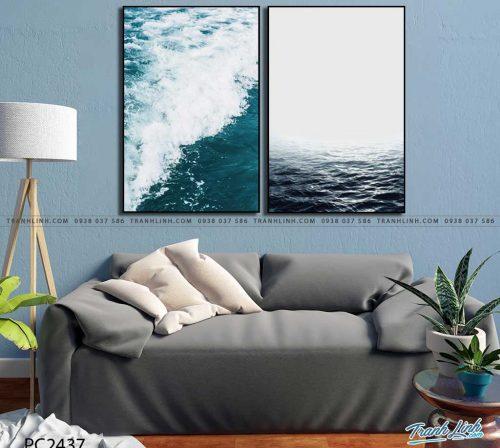 tranh canvas phong canh 2437
