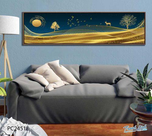 tranh canvas phong canh 2451