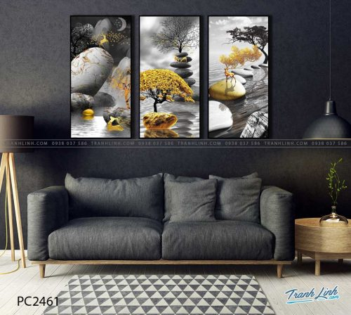 tranh canvas phong canh 2461
