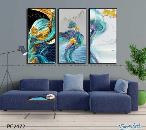 tranh canvas phong canh 2472