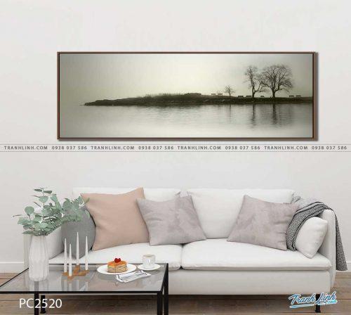 tranh canvas phong canh 2520