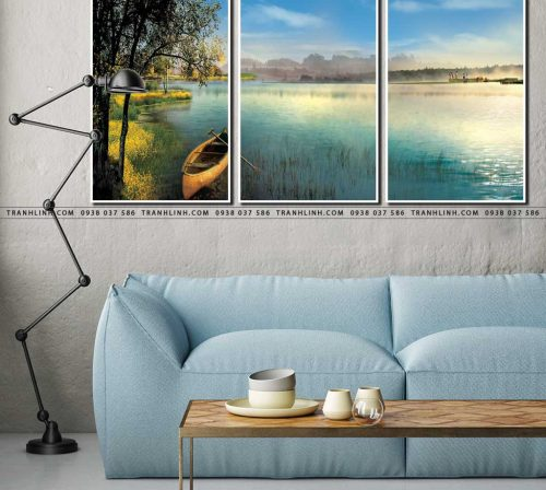 tranh canvas phong canh 2526