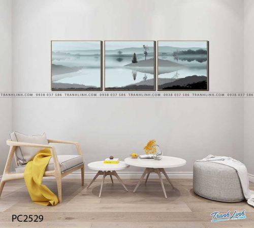 tranh canvas phong canh 2529