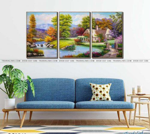 tranh canvas phong canh 2548